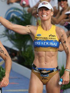 Desiree Ficker - triathlete