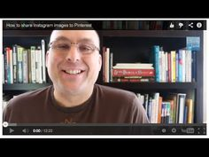 Video Tutorial: Using Instagram and Pinterest Together   Make   Sell   Grow