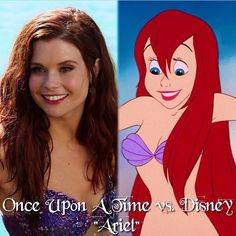 Don't ever try to tell me that Once Upon a Time has bad casting. Just don't.