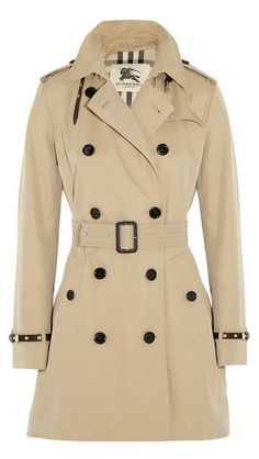 Classic Trench by Burberry