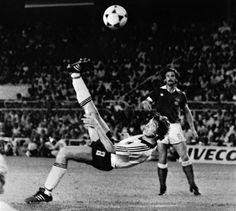 Mundial 1982: Francia 3-3 Alemania Federal. Partidazo descomunal