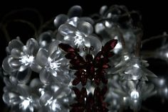 Flower string lights battery operated ...Thoughts?