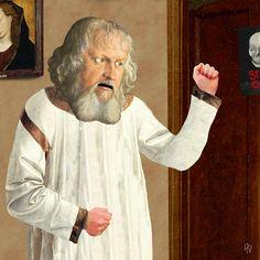 12 gifs renacentistas que se burlan de la vida moderna (y que te harán reír)