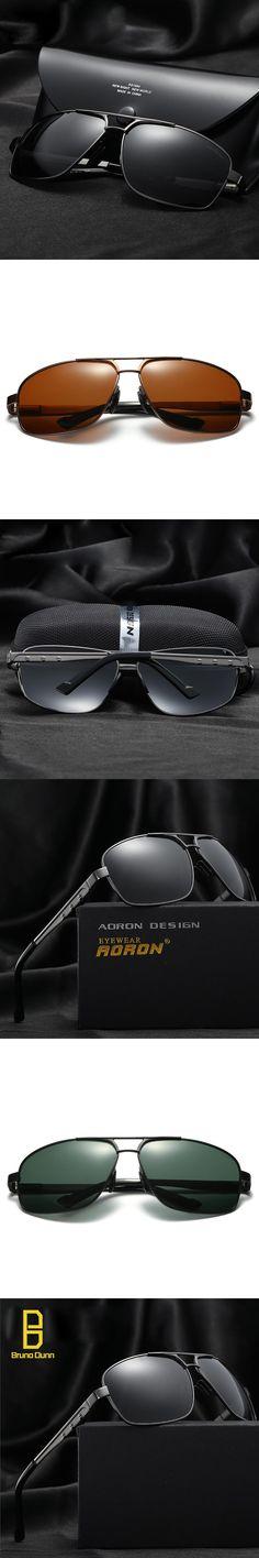 Men Aluminum Polarized Sunglasses Lentes De Sol Coating Lens Classic Brand Driving Shades 200 Oculos De Sol Masculino Polarizado