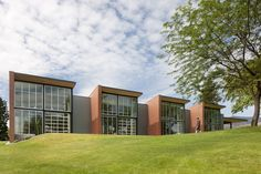 Image 1 of 31 from gallery of Wenatchee Valley College Music and Arts Center / Integrus Architecture. Photograph by Lara Swimmer Photography