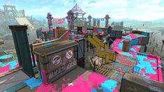 Splatoon 2 Version 3.0.0 Arrives Later Today, Includes Fan-Favourite Stage Camp Triggerfish  ||  Rank X also available http://www.nintendolife.com/news/2018/04/splatoon_2_version_3_0_0_arrives_later_today_includes_fan-favourite_stage_camp_triggerfish