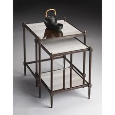 Shop for Butler Metalworks Nesting Tables. Get free delivery at Overstock.com - Your Online Furniture Destination! Get 5% in rewards with Club O!