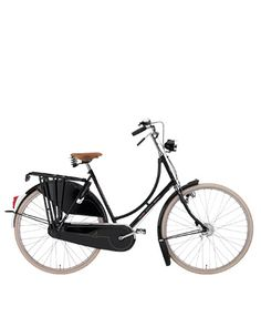 Luxe Lugger Dutch Bike