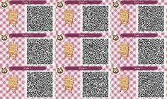 Dirt Path Animal Crossing New Leaf Qr Codes Pinterest