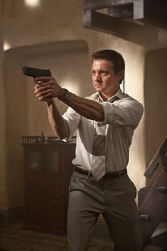 """William Brandt (Jeremy Renner): [after getting out of a giant fan] """"That's it. Next time, I get to seduce the rich guy."""" -- from Mission Impossible - Ghost Protocol (2011) directed by Brad Bird"""