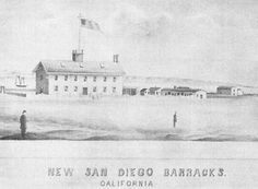 #523: San Diego Barracks