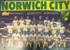 """Football Nostalgia on Twitter: """"Norwich City, 1988. Fox, Townsend, Gordon, Gunn, Phelan, Fleck, Goss... #ncfc #otbc http://t.co/KXd1tDJZxA"""""""