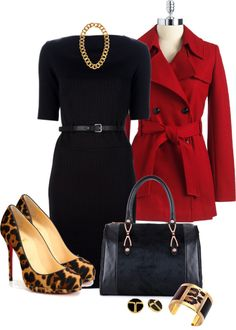 """""""Leopard Shoes"""" by averbeek on Polyvore"""