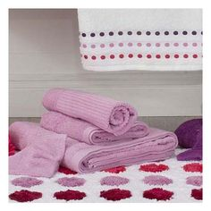 The New Plus plain range from Volpes, offers eleven new vibrant colours: Yellow, Sunny Lime, Orange, White, Turquoise, Pink, Dark Grey, Lilac, Black, Dark Denim and Purple. These luxuriously thick towels are 100% cotton, 580gsm and have longer fibresproviding even more softness and higher absorbency. Bathmats and gloves also available. Lilac, Purple, Pink, Vibrant Colors, Colours, Black Dark, Dark Denim, Orange, Yellow