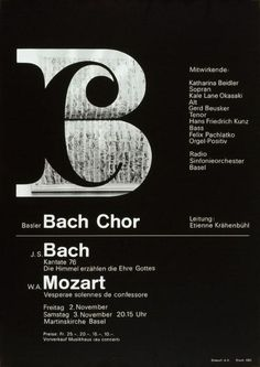 Armin Hofmann U2013 Martinskirche, Basler Bach Chor, W.A. Mozart, Leitung:  Etienne Krähenbühl