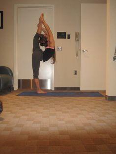 Stretch, stretch, stretch