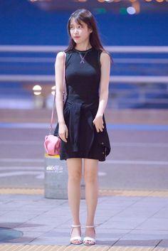 Iu Fashion, Look Fashion, Korean Fashion, Womens Fashion, Airport Fashion, Wonder Girls Members, Colourful Outfits, Beautiful Celebrities, Japanese Girl