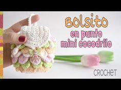 New Ideas Crochet Bag Pattern Backpack Crocodile Stitch Crochet Lace Scarf, Crochet Shoes Pattern, Crochet Flowers, Crochet Patterns Free Women, Crochet Amigurumi Free Patterns, Crochet Gratis, Crochet Diy, Crochet Wallet, Crochet Purses