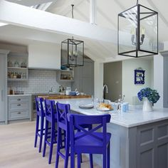 Peg it | 10 ways to use accessories to refresh a kitchen look | housetohome.co.uk