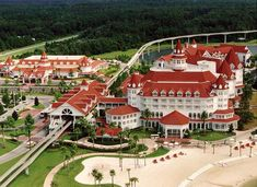 Stay at the Grand Floridian- yes, I know I already pinned about the Disney Resorts but this one deserves its own. I want to stay here so badly!