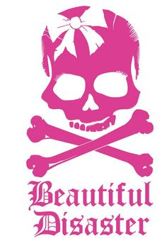Tall Skully Pink Vinyl Sticker - Perfect for your Car! Pink Skull, Sugar Skull Art, Crane, Skull Wallpaper, Angel Wallpaper, Graffiti Lettering, Graffiti Drawing, Typography, Silhouette Clip Art