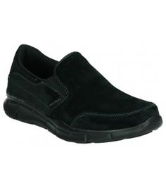 SKECHERS 51502-BBK Skechers, Slip On, Urban, Shoes, Fashion, Slippers, Over Knee Socks, Moda, Zapatos