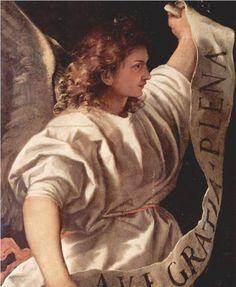 Angel - Titian