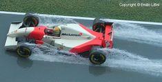 Ayrton Senna - Donington Park 1993