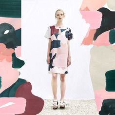 Print-Focused Textiles : Cassie Byrnes