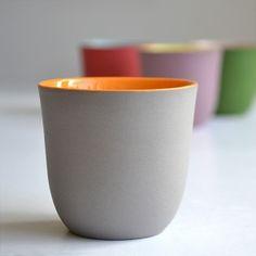 Universal Kop Colour by Line Rønnest Ceramics