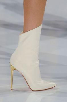 Christian Louboutin OFF!>> shoes / Christian Louboutin for Alexandre Vauthier Fall 2012 Hot Shoes, Women's Shoes, Me Too Shoes, Shoes Style, Fall Shoes, Winter Shoes, Converse Shoes, Summer Shoes, Black Shoes