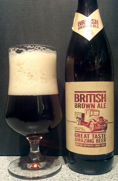 British Brown Ale 5,2 Thisted Bryghus