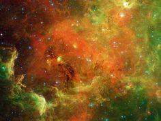 Swirling Landscape of Stars