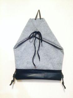DIY Rucksack selber nähen, sehr einfach ! Die Anleitung findet ihr auf meinem Blog himmelundherz.wordpress.com