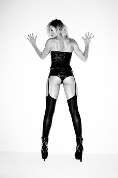 Cameron Diaz photographed by Terry Richardson for Esquire