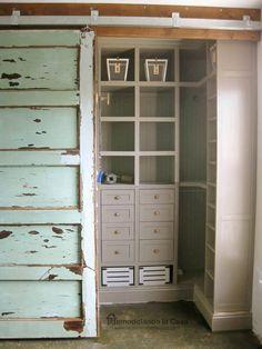 Remodelando la Casa: How to Install a Sliding Barn Door - Part 2 - The Door