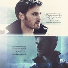 Thank you for those wise words Captian Hook!