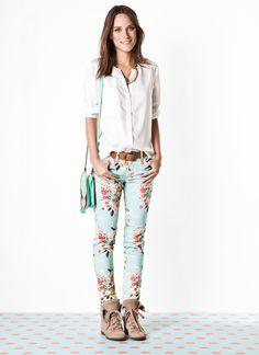 I love those pants