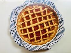 Η φανταστικοτρομερότερη ζύμη για πάστα φλώρα -επιβεβαιώνω κάθε φορά που τη φτιάχνω- είναι του σεφ Φαμπρίτσιο Μπουλιάνι. Waffles, Flora, Recipies, Pasta, Breakfast, Cake, Desserts, Coffee, Crafts