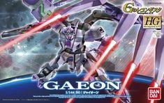 Amazon | HG 1/144 ジャイオーン (Gのレコンギスタ) | ロボット 通販