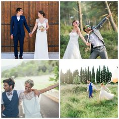 inspiration mariage champêtre chic nature sur withalovelikethat.fr