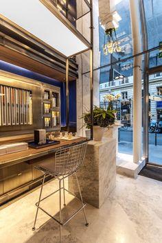 Ex Nihilo store, Paris by Christophe Pillet