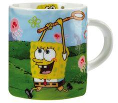 Spongebob, Eve, Mugs, Tableware, Packaging, Dinnerware, Cups, Dishes, Sponge Bob