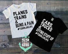 toddler life,planes,trains,cars,trucks,boy toddler,toddler boy shirt,toddler boy outfit,funny toddler,terrible two,funny toddler shirt