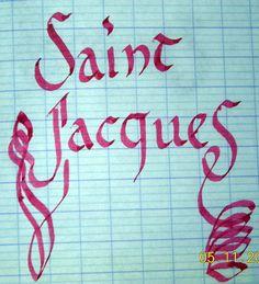Chemin Saint Jacques de Compostelle (Camino de Santiago)