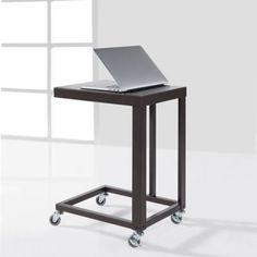 """Durable Flat Metal """"C"""" Table - BedBathandBeyond.com"""