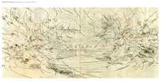 JULIE MEHRETU  The Seven Acts of Mercy
