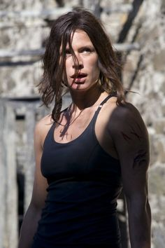 Still of Rhona Mitra in Doomsday (2008)