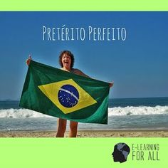 E-Learning For All: Brazilian Portuguese Simple Past - Verb Conjugation and song activity. Fun!