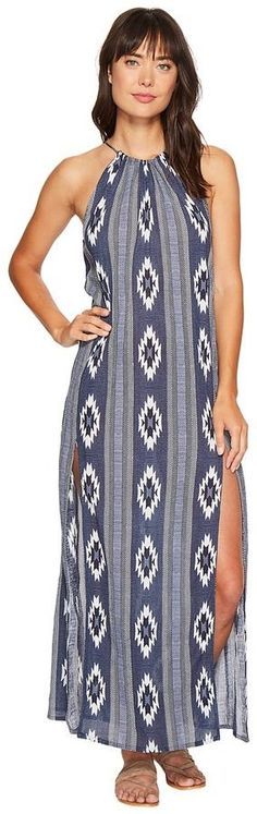 Rip Curl - Peace Tribe Maxi Dress Women's Dress at Zappos. Affiliate link.